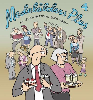 bokomslag Medelålders plus 4