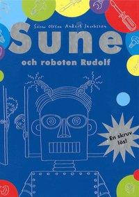 bokomslag Sune och roboten Rudolf