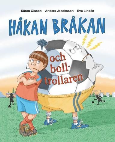 bokomslag Håkan Bråkan och bolltrollaren
