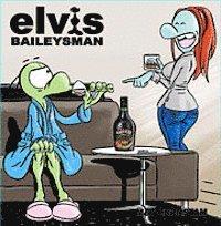 bokomslag Elvis : Baileysman
