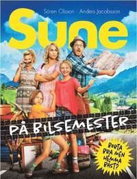bokomslag Sune på bilsemester