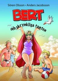 bokomslag Bert och skrynkliga tanten