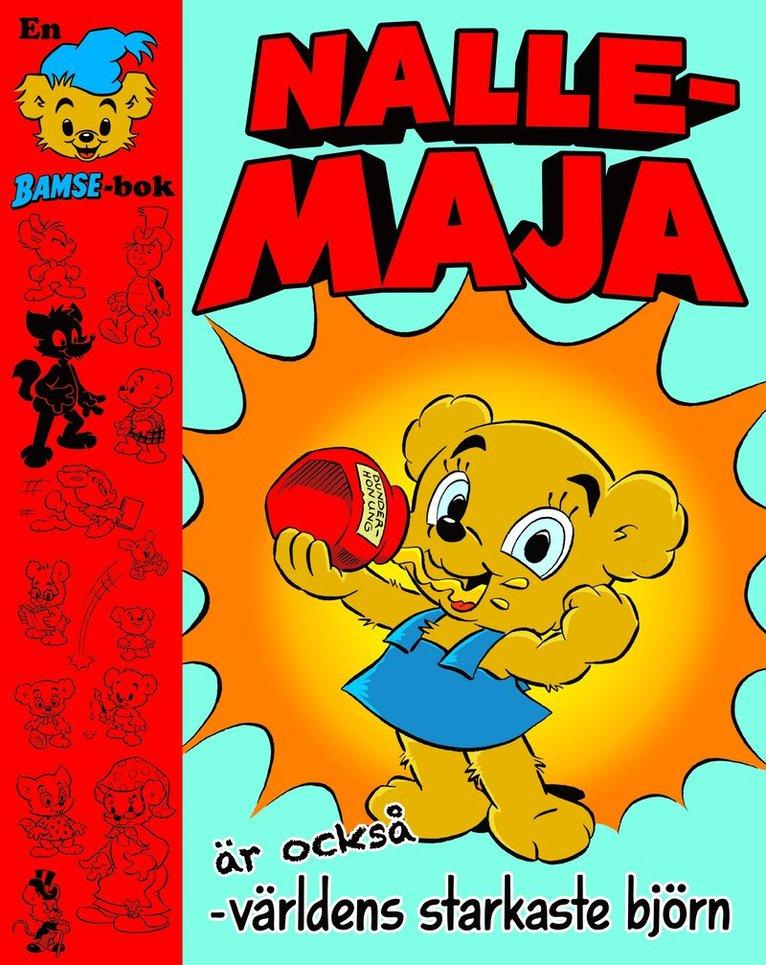 Nalle-Maja är också världens starkaste björn 1