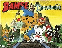 bokomslag Bamse och Tjuvstaden