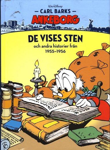 bokomslag Carl Barks Ankeborg. De vises sten och andra historier från 1955-1956