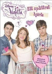 bokomslag Violetta. Ett splittrat hjärta