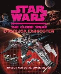 Star Wars: Clone Wars - Otroliga farkoster