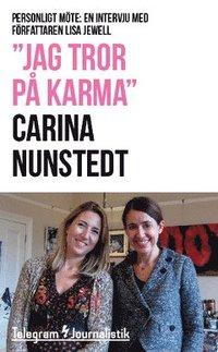 """bokomslag """"Jag tror på karma"""" : Personligt möte: En intervju med författaren Lisa Jewell"""