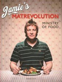 bokomslag Jamies matrevolution : lär dig laga mat på nolltid