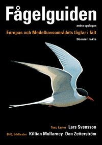 bokomslag Fågelguiden : europas och medelhavsområdets fåglar i fält