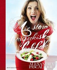 bokomslag Min stora feta grekiska kokbok