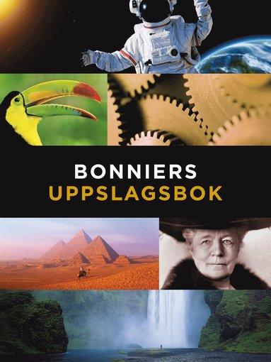bokomslag Bonniers uppslagsbok
