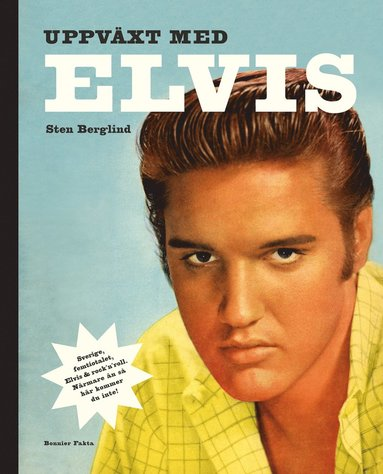 bokomslag Uppväxt med Elvis