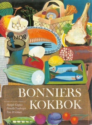 bokomslag Bonniers kokbok (Jubileumsutgåva)
