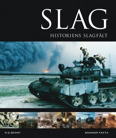 bokomslag Slag : historiens slagfält