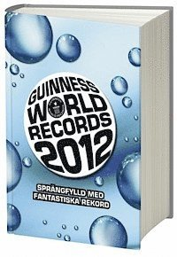 bokomslag Guinness World Records 2012
