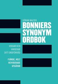bokomslag Bonniers synonymordbok