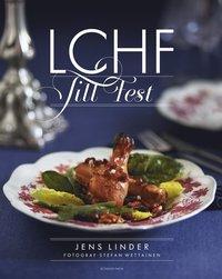 bokomslag LCHF till fest