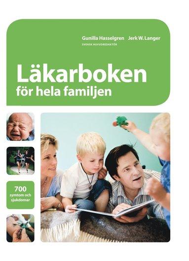 bokomslag Läkarboken för hela familjen