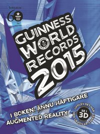 bokomslag Guinness World Records 2015