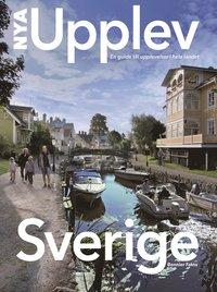 bokomslag Nya Upplev Sverige