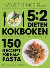 bokomslag 5:2-dieten - kokboken