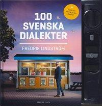 bokomslag 100 svenska dialekter
