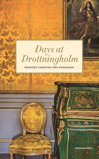 bokomslag Days at Drottningholm