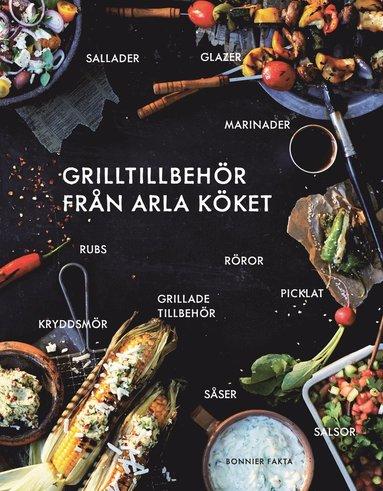 bokomslag Grilltillbehör från Arla Köket