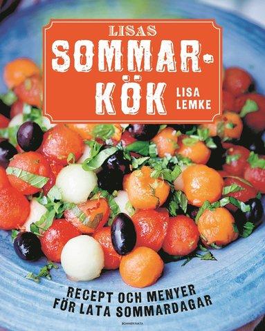 bokomslag Lisas sommarkök : recept och menyer för lata sommardagar