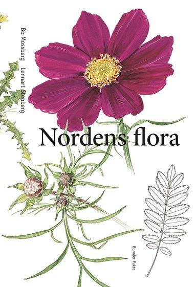 bokomslag Nordens flora