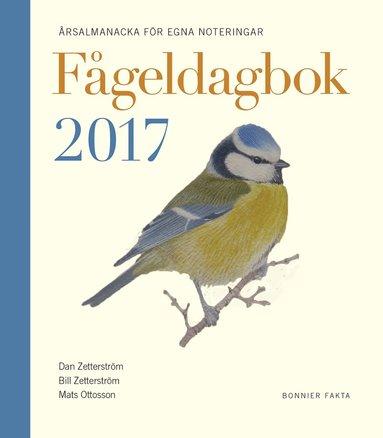 bokomslag Fågeldagbok 2017 : årsalmanacka för egna noteringar