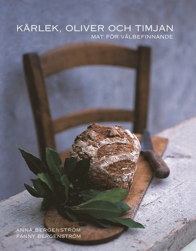bokomslag Kärlek, oliver och timjan
