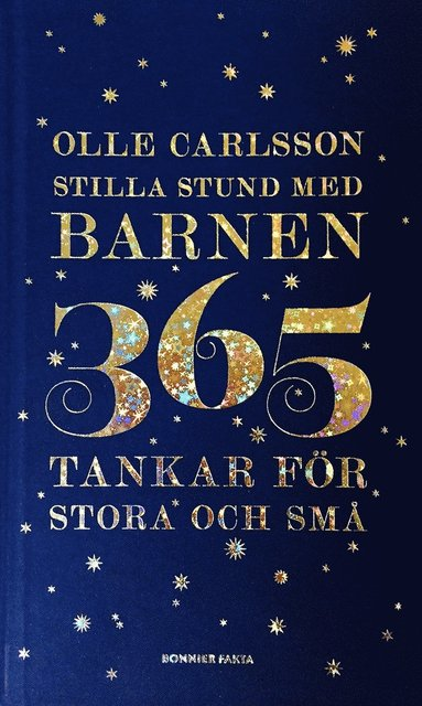 bokomslag Stilla stund med barnen : 365 tankar för stora och små