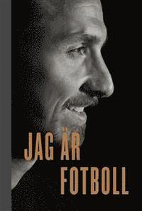 bokomslag Jag är fotboll