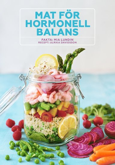 bokomslag Mat för hormonell balans