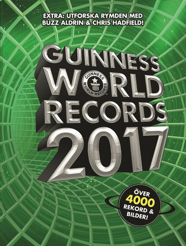 bokomslag Guinness World Records 2017