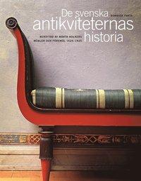 De svenska antikviteternas historia