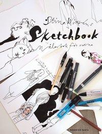 bokomslag Stina Wirséns Sketchbook : målarbok för vuxna