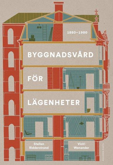 bokomslag Byggnadsvård för lägenheter 1880-1980