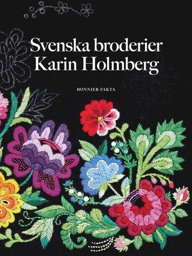 bokomslag Svenska broderier