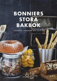 bokomslag Bonniers stora bakbok : sötebröd, surdegar och salta kex