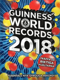 bokomslag Guinness World Records 2018