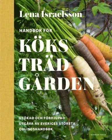 bokomslag Handbok för köksträdgården