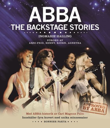 bokomslag ABBA The Backstage stories