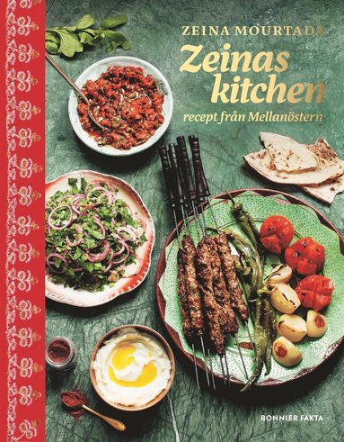 bokomslag Zeinas kitchen : recept från Mellanöstern