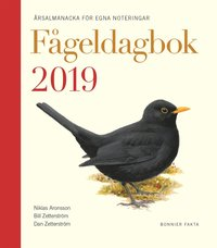 bokomslag Fågeldagbok 2019 : årsalmanacka för egna noteringar
