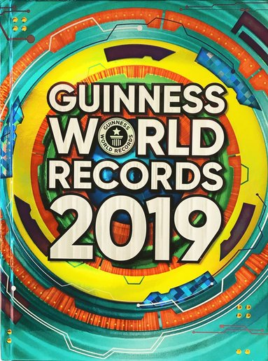 bokomslag Guinness World Records 2019
