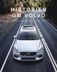 bokomslag Historien om Volvo : från Jakob till nya V60