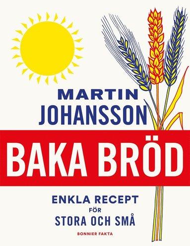 bokomslag Baka bröd : enkla recept för stora och små